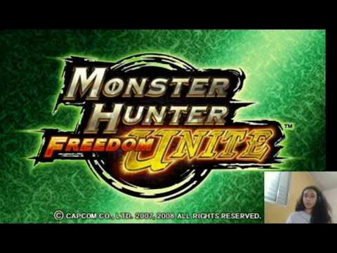 Monster Hunter Freedom Unite 02 - Apresentando a Pokke Village! SagaLao