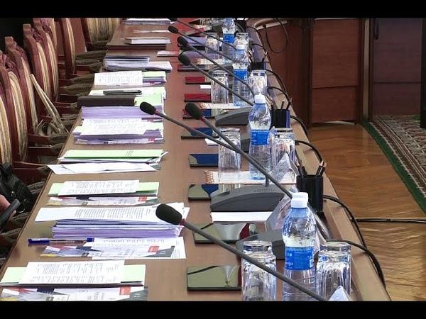 Николай Любимов передал министрам обращения рязанцев, поступившие на «Прямую линию» с президентом