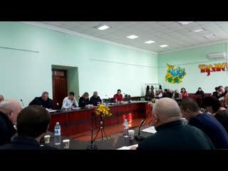 Заседание Городского Совета  Тараклии   #Live #TUK