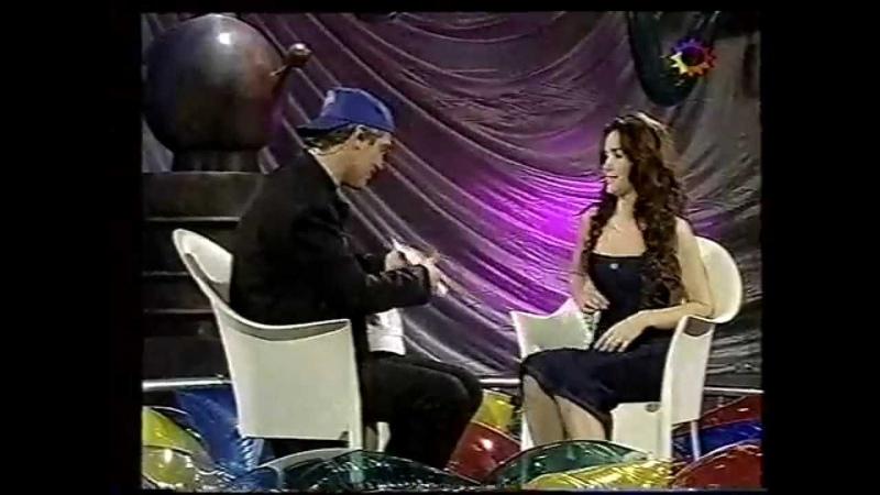 Natalia Oreiro . Entrevista en Teleshow 1999 (Completa)