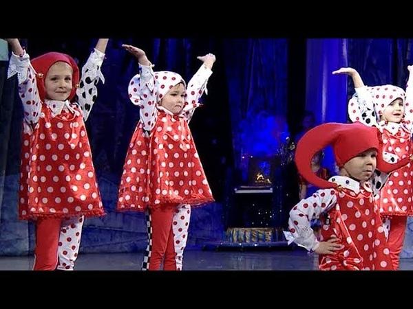 Малыши на большой сцене. В краснодарском детсаду используют нестандартные методы воспитания