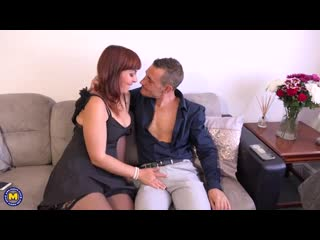 [mature] angelique luka hot mom fooling around with the cock from her lover