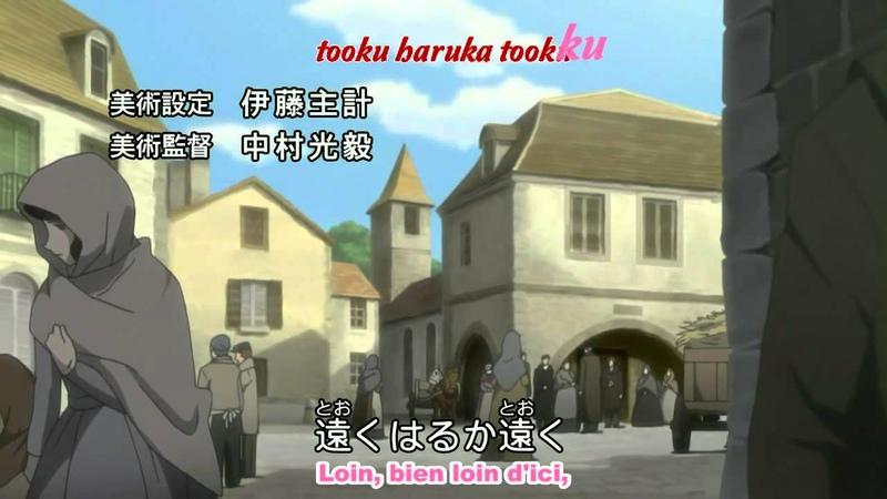 Les Misérables Shoujo Cosette Opening VOSTFR