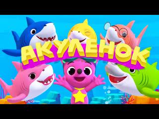 Детские Песенки | Baby Shark Dance - Акуленок | Пой и Танцуй! Развивающие Обучающие Песни для Детей