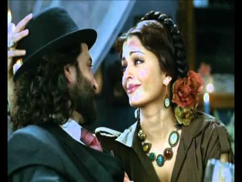 Hrithik Aishwarya - May It Be - Guzaarish Jodhaa Akbar mix