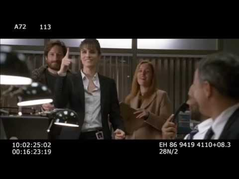 The X-Files I Want To Believe (Gag Reel)