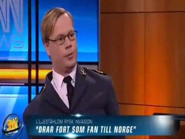 Шведский юмор Готова ли Швеция к нападению российских войск Скачать в HD