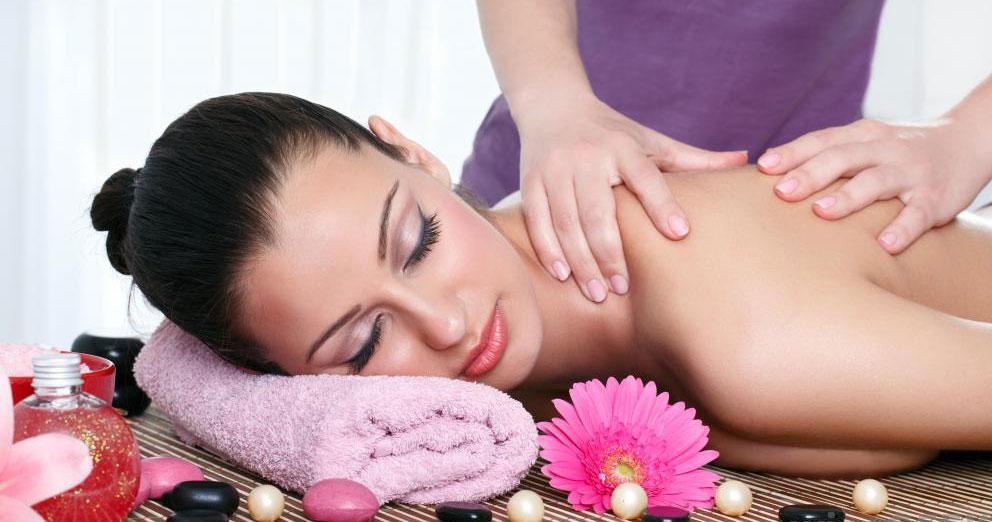 Медицинские курорты часто предлагают массажи.