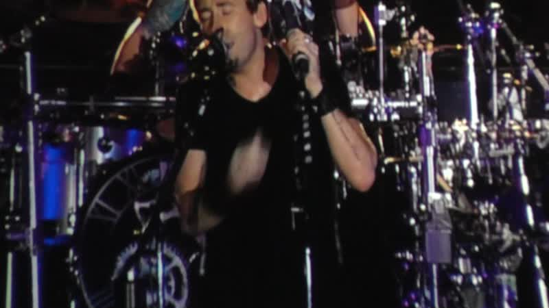 Nickelback - 05. Far Away (Live In Moscow 25.10.2012)