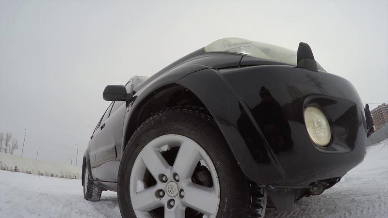 Анонс Тачка твоей мамки Тест драйв Toyota RAV 4 Рав 4