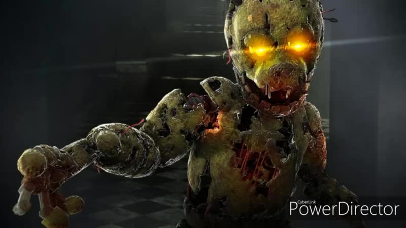 Comparing The Voices Springtrap