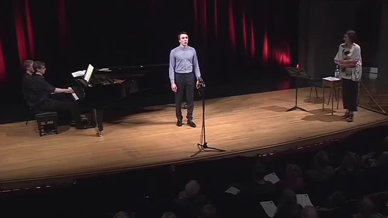 RCM Vocal Masterclass with Sarah Connolly Gurney and Handel