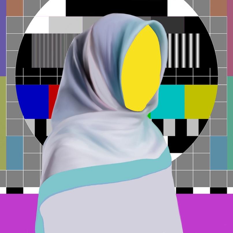 Мэйсун Салех — художница из Эмиратов, которую ты должен знать, изображение №2