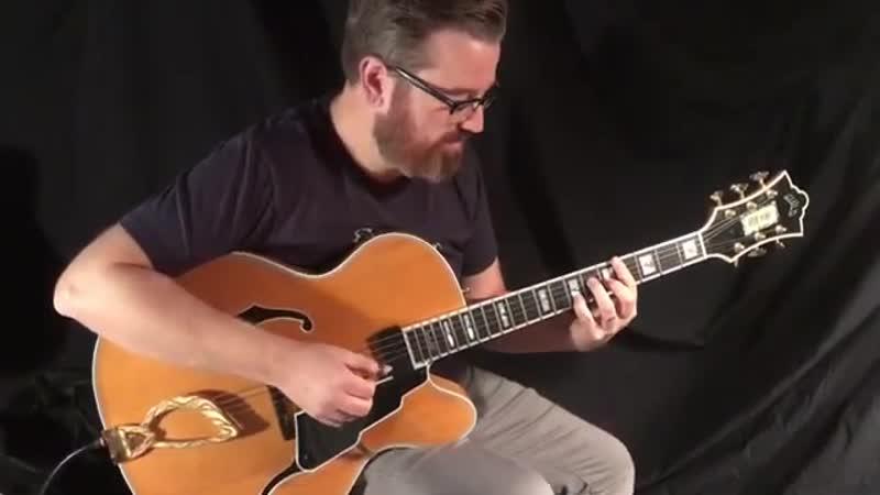 Guild Artist Award Archtop Guitar at Guitar Gallery