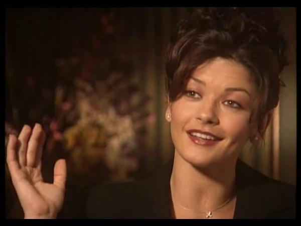 Entrapment (1999) - Catherine Zeta-Jones Interview