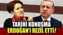 Meral Akşener Tarihi Konuşma Erdoğan'ı Rezil Etti
