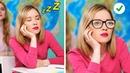 FUN SCHOOL HACKS AND SCHOOL SUPPLIES IDEAS DIY School Hacks by 123 GO