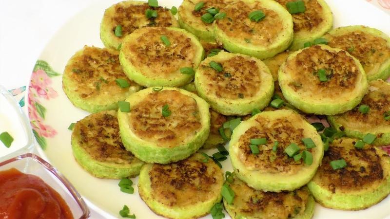 Кабачки с фаршем на сковороде не просто Вкусные, а очень Вкусные и готовятся они очень быстро!