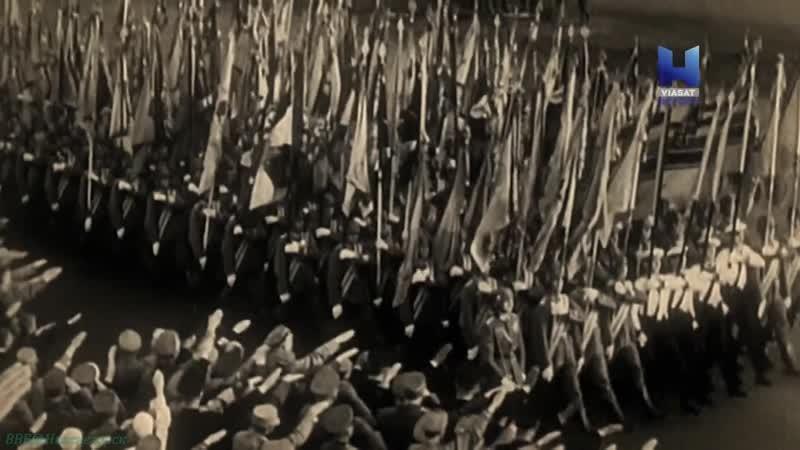 «Взлёт и падение: Поворотные моменты 2-ой мировой войны (1). Надвигающаяся буря» (Документальный, история, 2019)