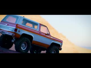 Super-Scale RC Blazer - Traxxas Chevrolet K5 Blazer