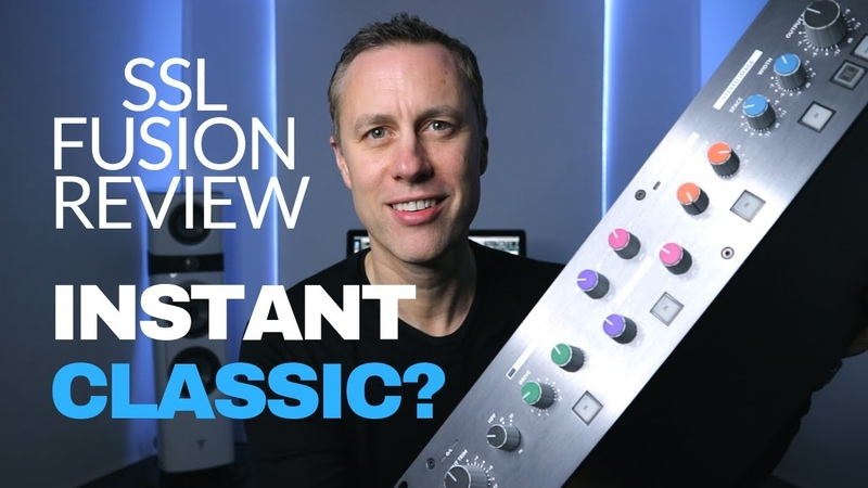 INSTANT CLASSIC? - (revised) SSL FUSION REVIEW | Streaky.com
