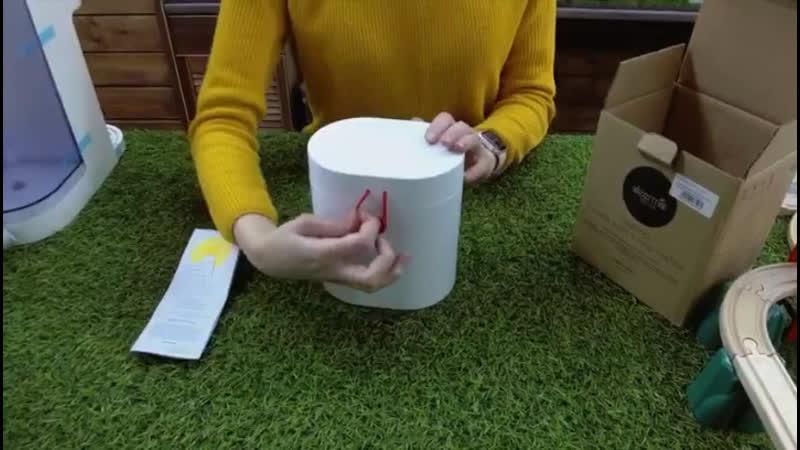 Распаковка ОТПАРИВАТЕЛЯ Xiaomi Deerma Garment Steamer HS006