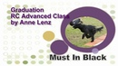 Graduation RC Advanced Class by Anne Lenz Must In Black