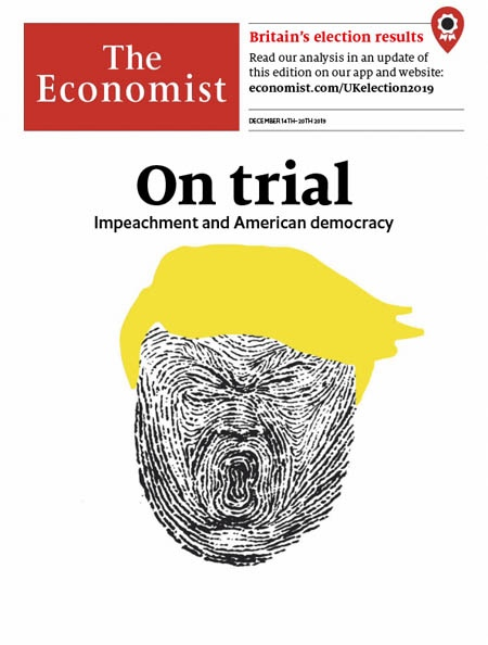 The Economist USA 12.14.2019