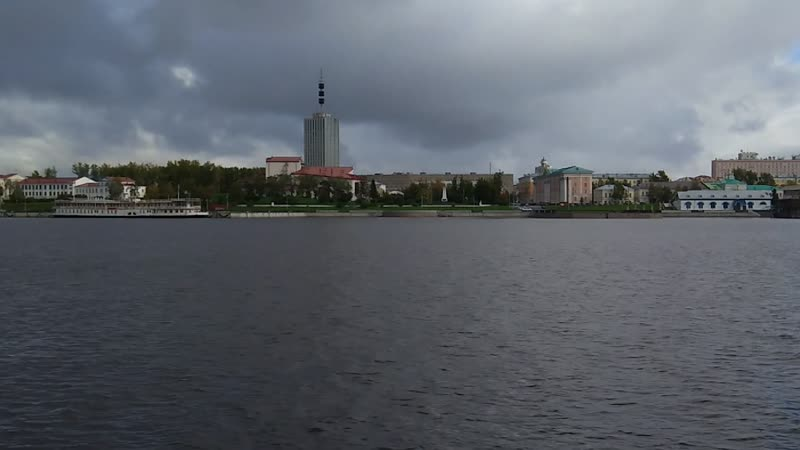 На Балхаше по Северной Двине, Архангельска