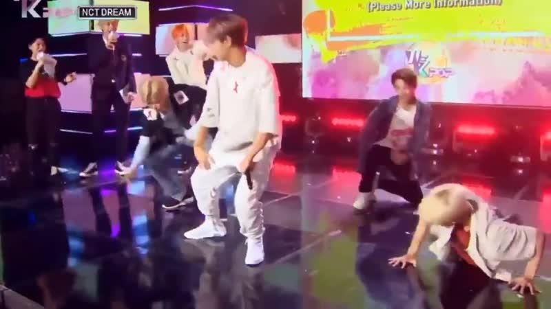 NCT Dream sexy dance