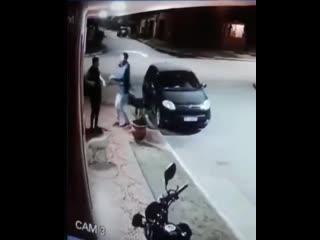 Ограбление в Аргентине