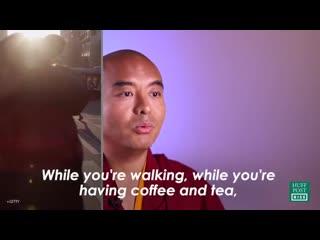 Мастерство медитации от буддийского монаха (RUS)