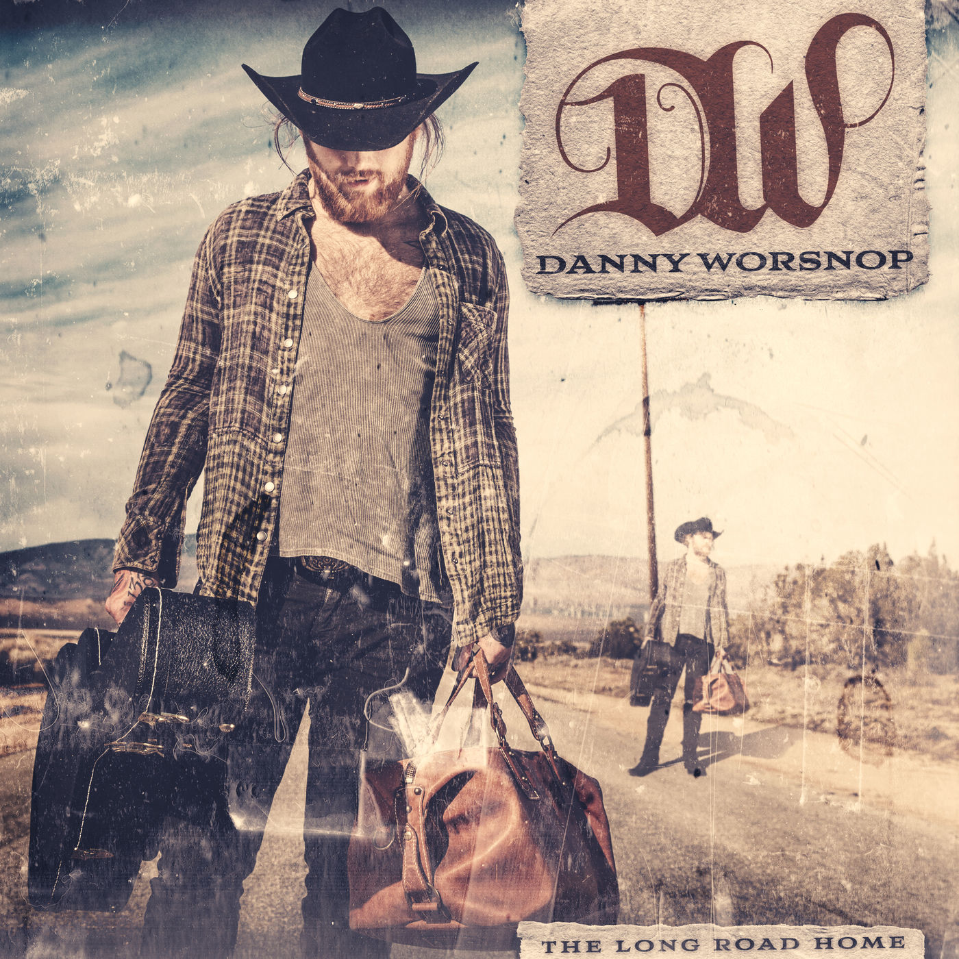 Danny Worsnop - I Got Bones [single] (2016)