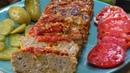 Ужин без хлопот 🥣 МЯСНОЙ ХЛЕБЕЦ с сыром И в будни и в праздники Meat bread 🍞