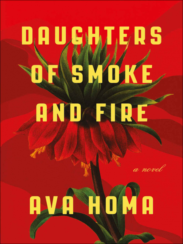 daughter of smoke and fire