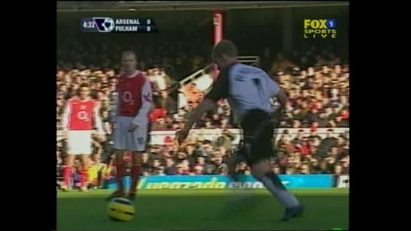Arsenal 2-0 Fulham PL 200405 FULL MATCH