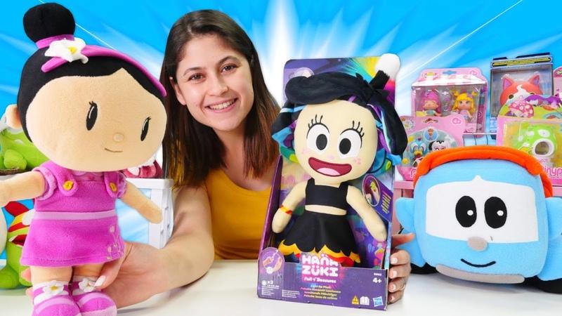 Oyun videosu Ayşe'nin oyuncak mağazası Şila'nın yeni oyuncağı Zuki