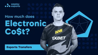 How much would it cost to sign electronic // Esports Transfers #2