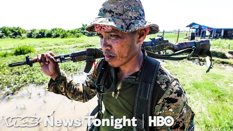 Philippines Special Forces Are On The Hunt For ISIS Militants HBO