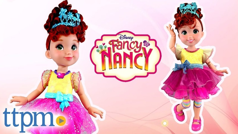 Fancy Nancy My Friend Fancy Nancy Doll Review | Jakks Pacific Toys
