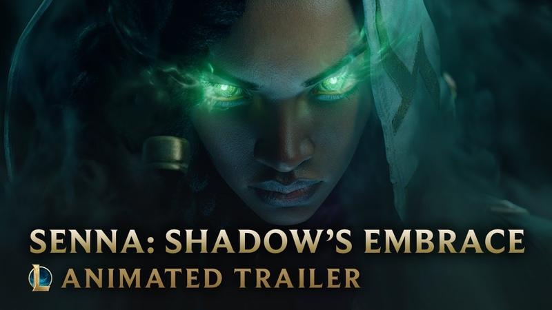 Сенна: объятия тьмы | Анимационный трейлер чемпиона – League of Legends