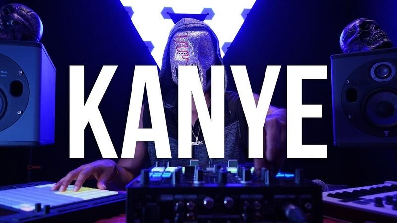 Sickick Epic Kanye Mashup Live