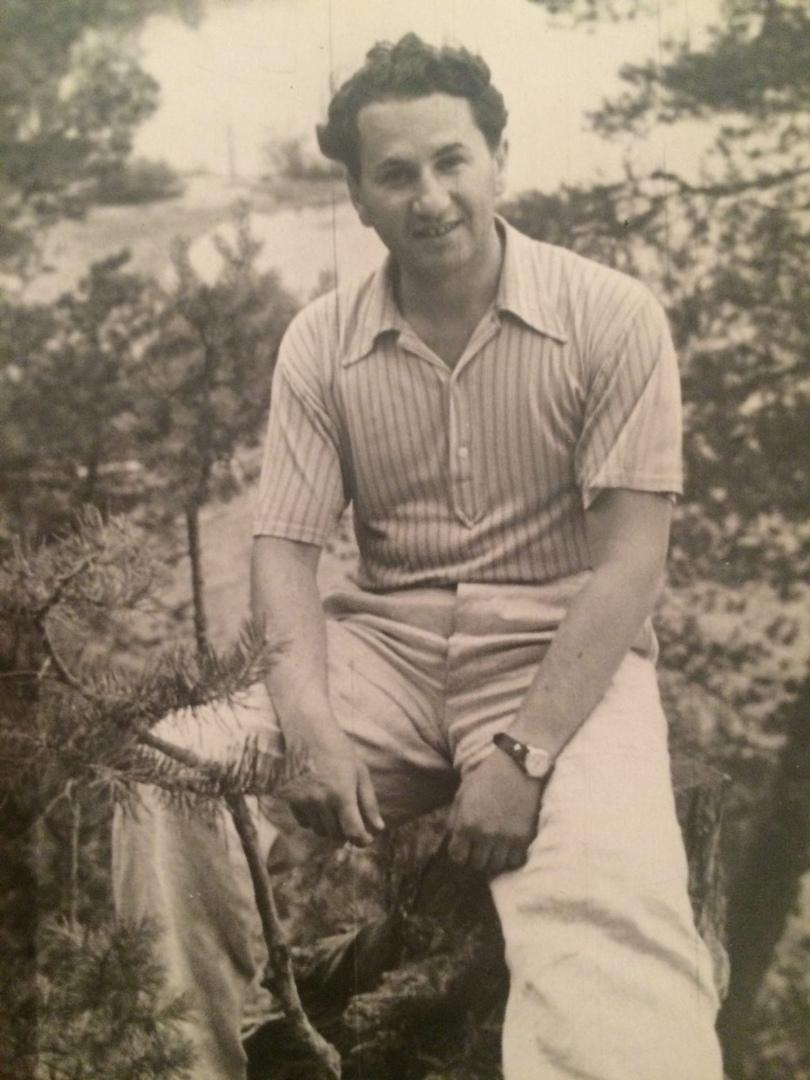 Мой отец - Исаак Михайлович Лурье. Автор Лидия Запашная