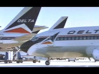 Delta Airlines Employee Film - 1990