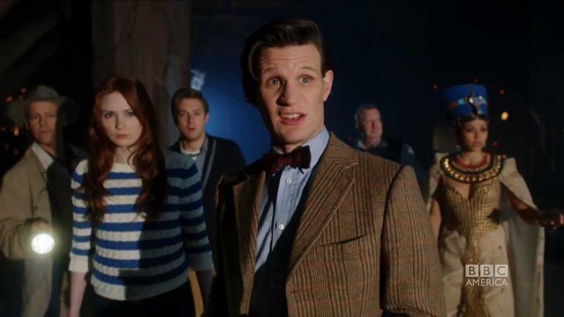Доктор Кто 7 сезон трейлер часть первая Doctor Who Season 7 Trailer Part one