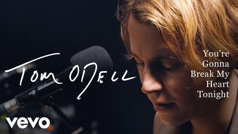 Tom Odell - You're Gonna Break My Heart Tonight (Live)   Vevo Live Performance