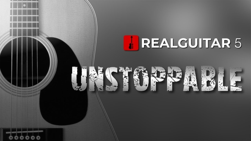 RealGuitar 5. Unstoppable