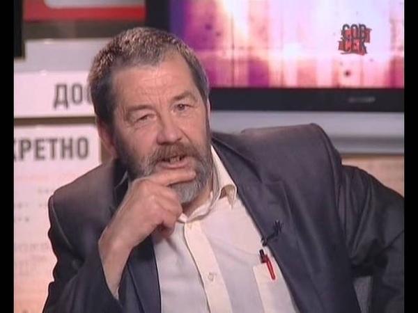 77. «Сергей Мохнаткин. Без вины виноватый»-22.02.2013