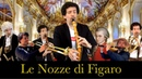 Mozart The marriage of Figaro overture for wind ensemble on period instruments