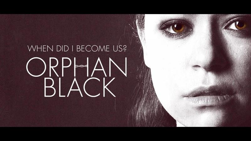 Заставка к сериалу Тёмное дитя Orphan Black Opening Credits